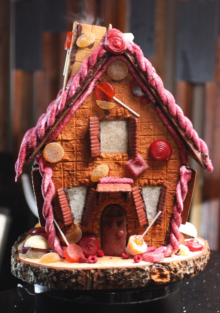 Adriano Zumbo's Gingerbread House