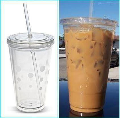 Try this Iced Coffee concentrate without leaving your house or paying a dime! You can keep it in the refrigerator and make it quickly whenever you like!     1 1/2 cups sugar  2 cups water  1 cup instant coffee  1 1/2 tps. vanilla  1/2 cup caramel ice cream topping.  *Bring all ingredients to boil. Cool and store in the fridge in an airtight container.     Use 2 tbsp. concentrate with 8 ounces of milk over ice! Enjoy :)