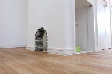 「トイレ 猫用ドア」の画像検索結果