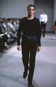 Ivan De Pineda Helmut Lang Spring Summer 1998 New York Fashion Week