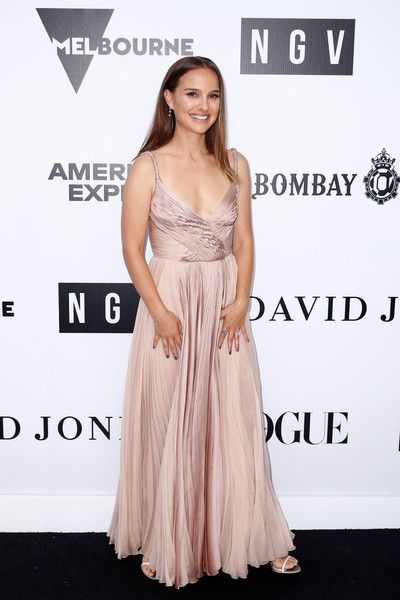 41aedb63489a Natalie Portman Evening Dress