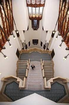 Stairway, Scheepvaarthuis, Amsterdam