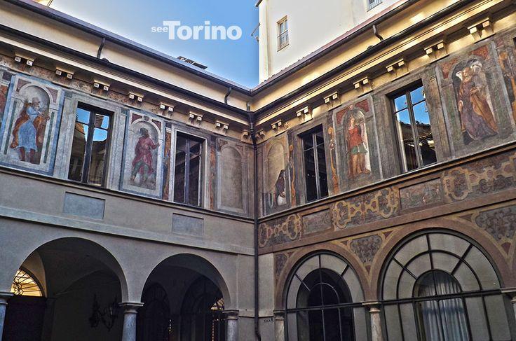 Palazzo Scaglia di Verrua www.seetorino.com