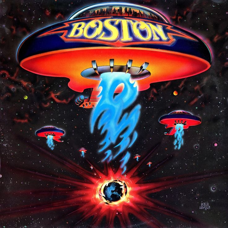boston album cover - Google Search