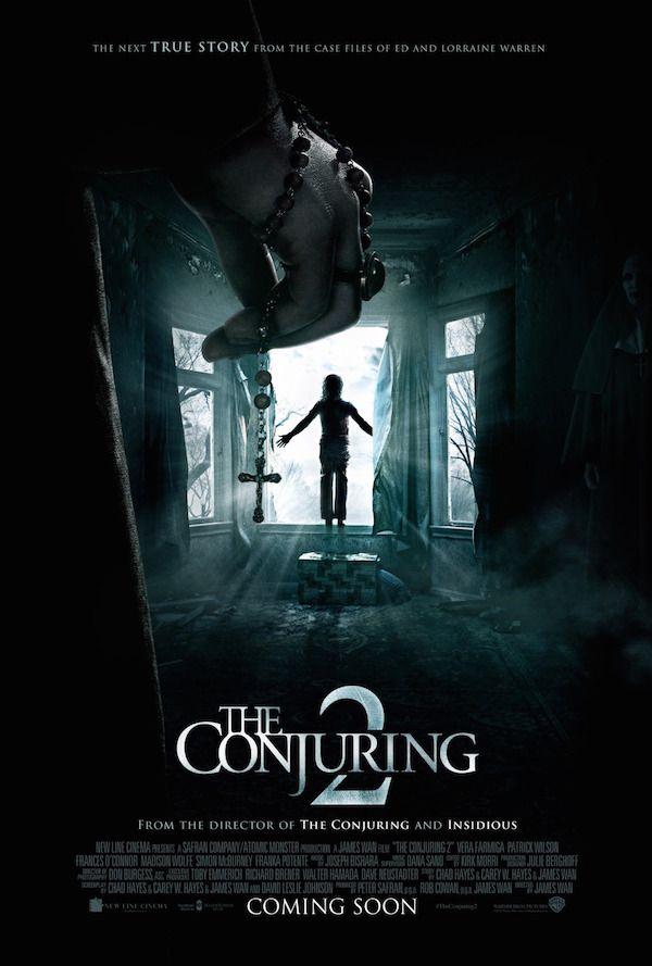 Nuevo póster de El conjuro 2 | Cine PREMIERE