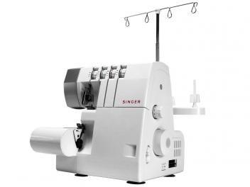 Máquina de Costura Singer - Ultralock 14SH754 -de R$ 1.499,00 por R$ 1.319,00   em até 10x de R$ 131,90 sem juros no cartão de crédito  ou R$ 1.187,10 à vista (10% Desc. já calculado.)