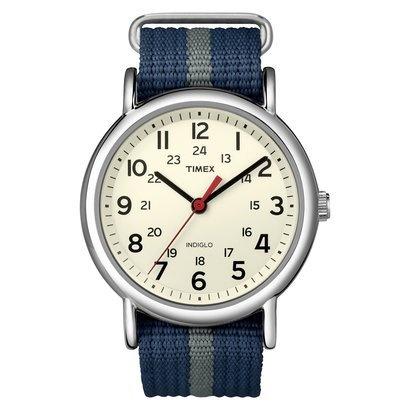 Timex Weekender Strip in Blue $34.99 Target.com