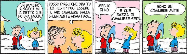 Peanuts 2015 gennaio 21 - Il Post