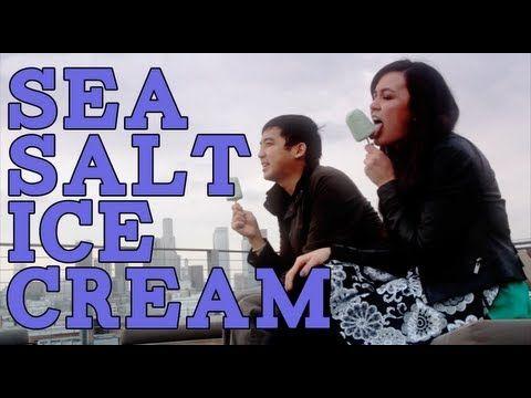 Sea-Salt Icecream from Kingdom Hearts II, Feast of Fiction Ep. 10