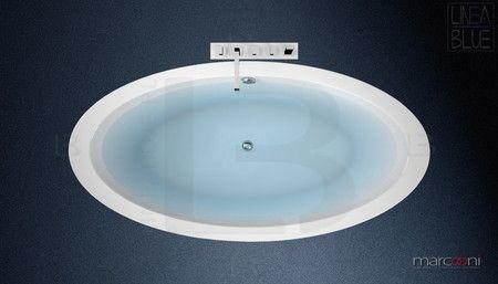 Wanna do zabudowy VBS-20 posiada wspaniały kształt sprawdzający się w łazienkach urządzanych w różnych stylach. Uniwersalna, owalna forma polecana jest do średniej wielkości łazienek oraz dużych pomieszczeń. Projektanci wygięli górne krawędzie ścianek wanny formując szeroki, użyteczny rant.