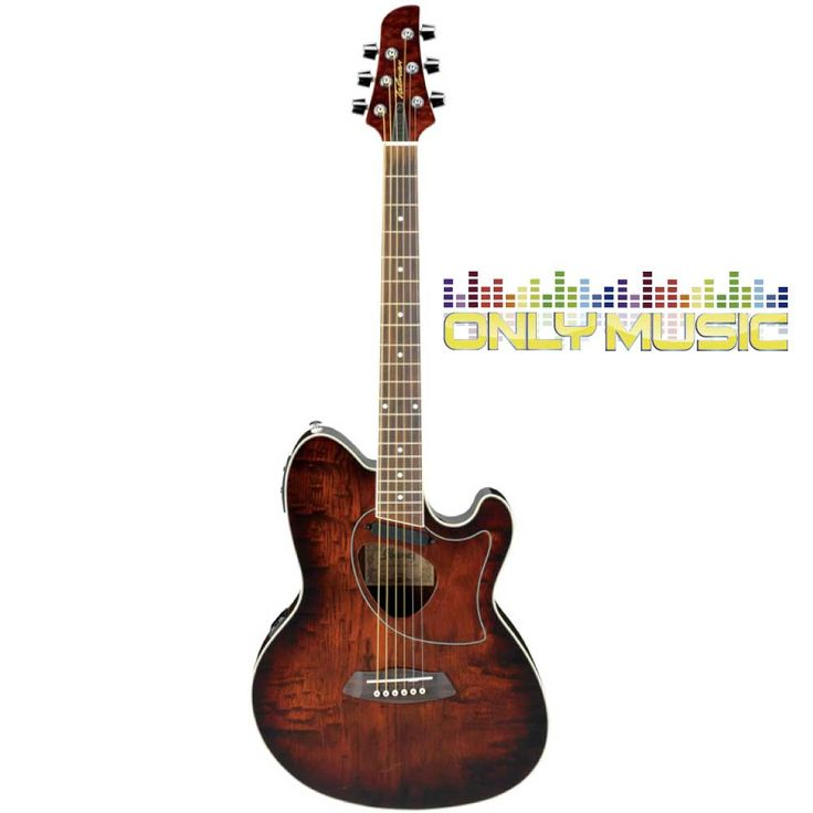 Guitarra Electroacustica Ibanez Talman Sombreda