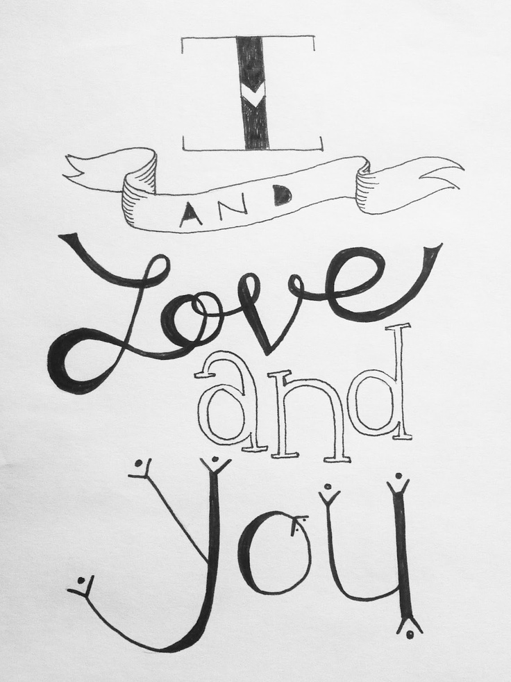 Cute Drawings For Your Girlfriend : drawings, girlfriend, Romantic, Things, Girlfriend, Creative