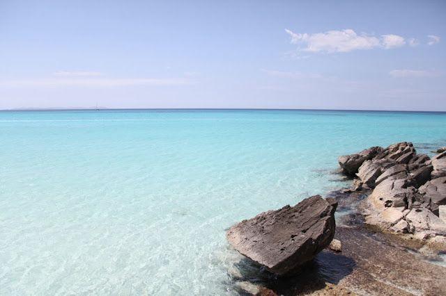 Es Trenc beach - #Mallorca.