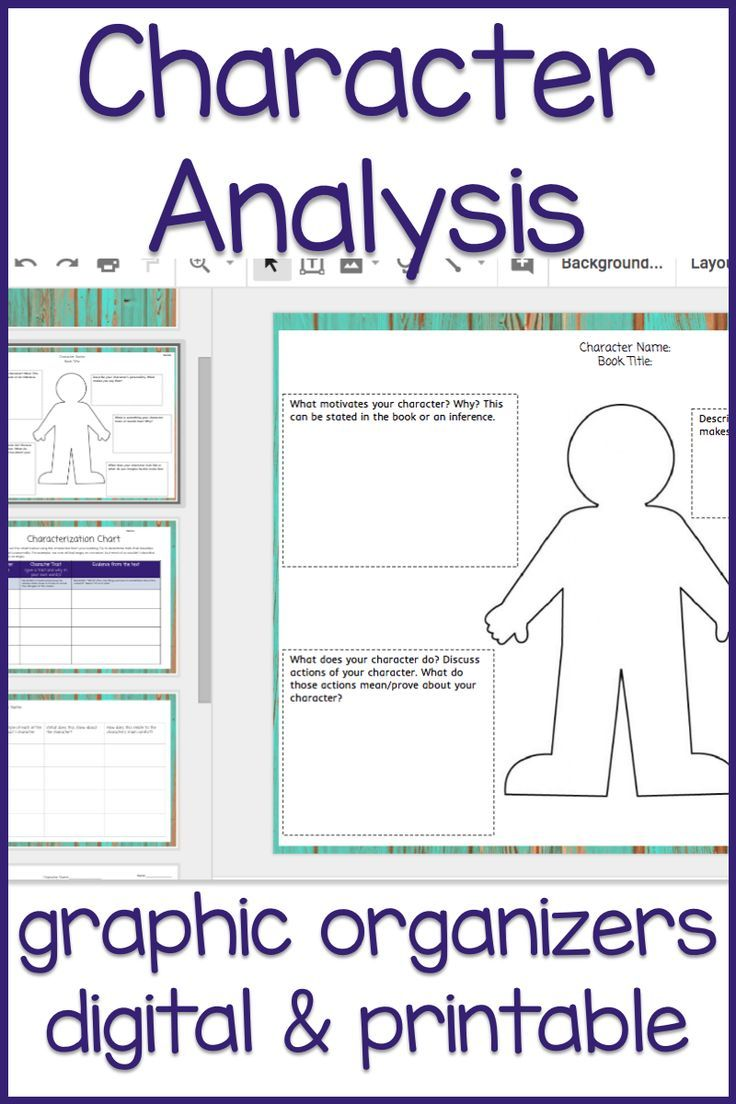 It's just an image of Character Graphic Organizer Printable throughout strength weakness