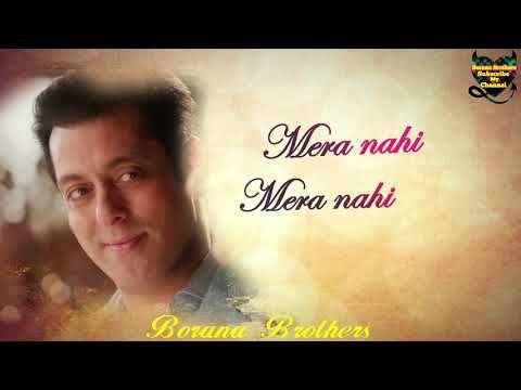 Pin By Mahesh Honnikeri On Salman Khan Salman Khan Best Video Song Emotions