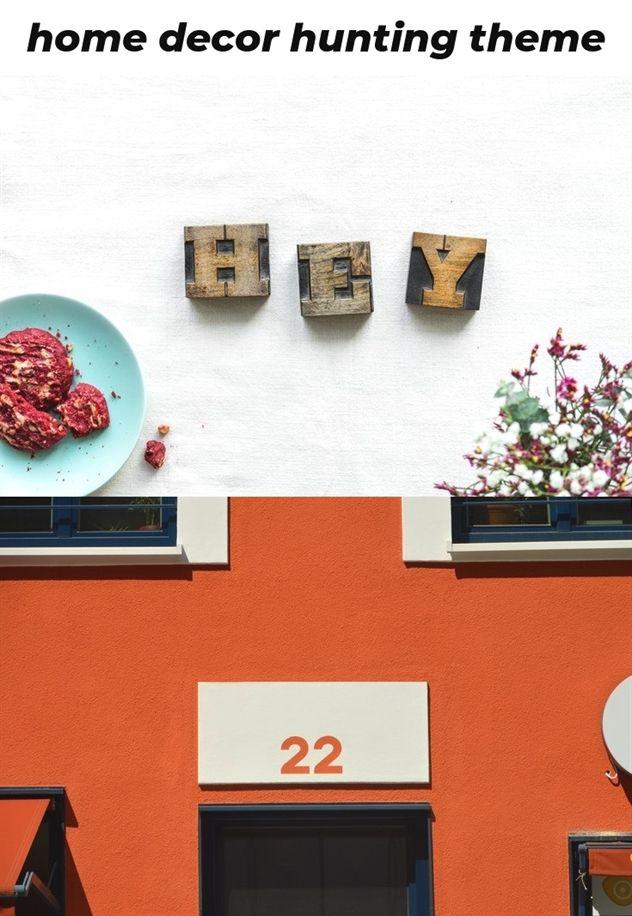 Home Decor Hunting Theme 364 20181119080137 62 Cheap Home Decor