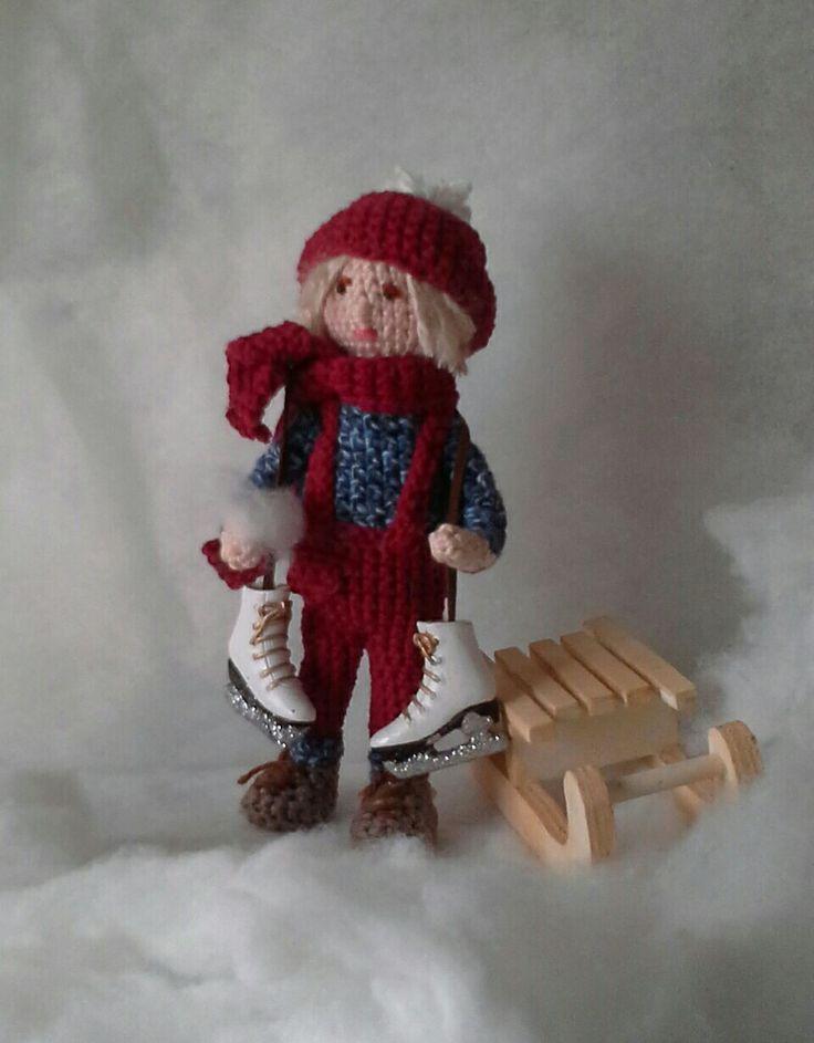 Winter pret handmade by annie swart