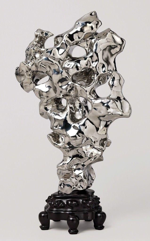 Zhan Wang 展望, 'Artificial Rock #10 假山石', 2001