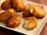 Potato Croquettes Recipe--use those leftover mashed potatoes!