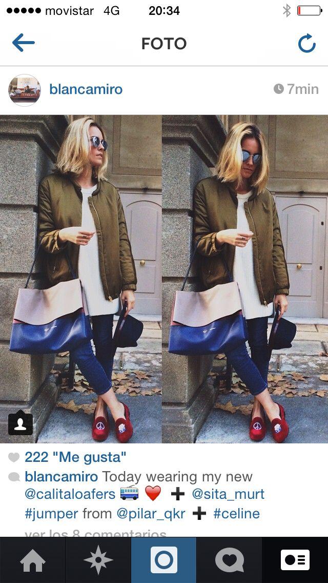 Un outfit perfecto!!  IG: @calitaloafers Info@calitashoes.com