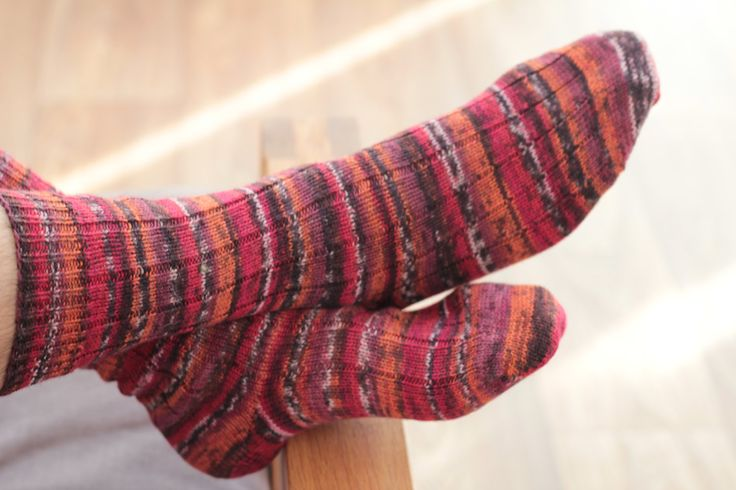 Wool knitted  socks - Hand Made and finished, handcranked  KNITTED winter MENS SOCKS hipster socks cosy feet  super soft delicate merino by footfetishsocks on Etsy
