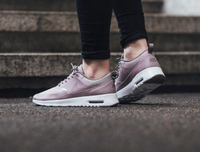 Nike Air Max Thea 1-I have white, pink & gray! Comfortable!❤️❤️❤️❤️