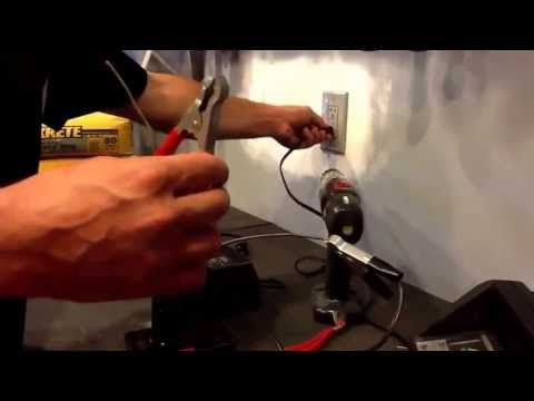 Recharge a defective cordless drill battery before spending $40 on a new one. - YouTube