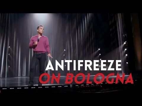 ▶ Antifreeze on Bologna | Sebastian Maniscalco: Aren't You Embarrassed? - YouTube