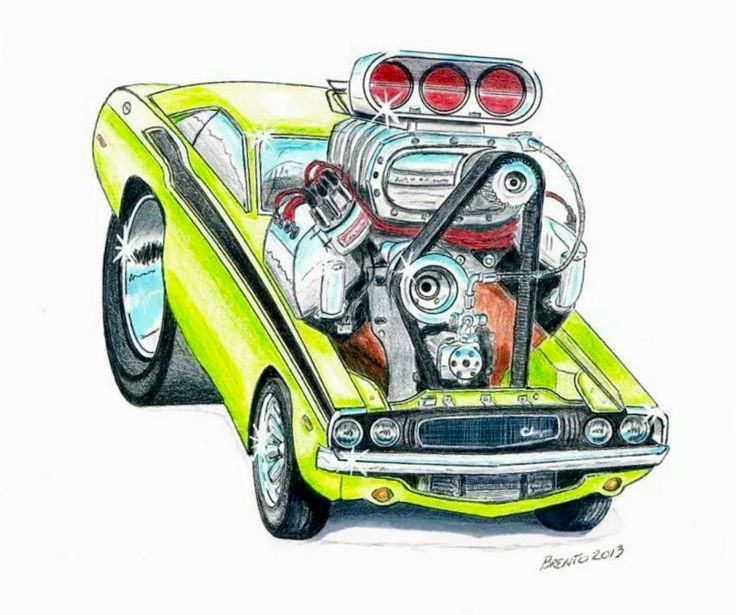 Best Images About Car Toons On Pinterest Cartoon Art Shops