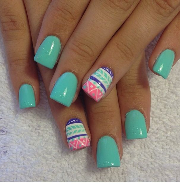 I know I'm never going to be able to do these... But they're cute anyway (: