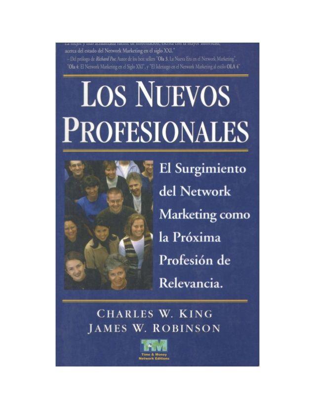 Los nuevos profesionales-Charles King