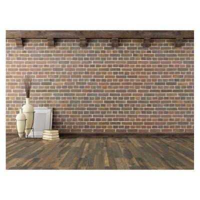 MARAZZI Montagna Wood Weathered Brown 6 in x 24 in