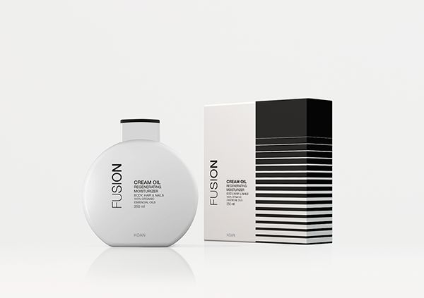 FUSION by Koan Cosmetics on Behance