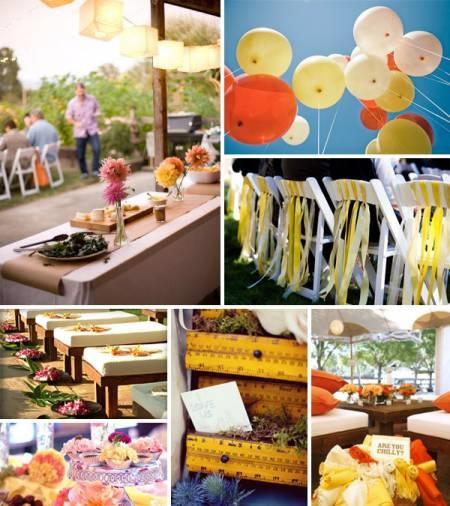 12 best images about tischdeko grillen on pinterest place settings summer garden parties and - Tischdeko grillparty ...