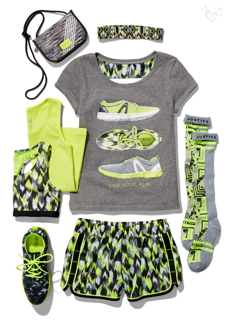 Gym clothing store