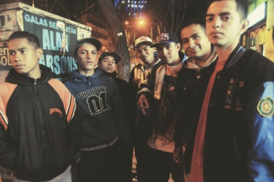 Lil' G's Making the Video:DONCELLA DE LA CALLE - Crack Family G'sSpoonPhotography Wed 7 Sept