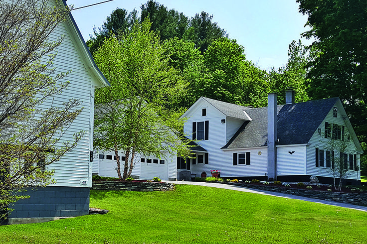 What $499,900 Buys You in New Hampshire: White Birch Farm - http://modernfarmer.com/2017/07/real-estate-new-hampshire-white-birch-farm/?utm_source=PN&utm_medium=Pinterest&utm_campaign=SNAP%2Bfrom%2BModern+Farmer