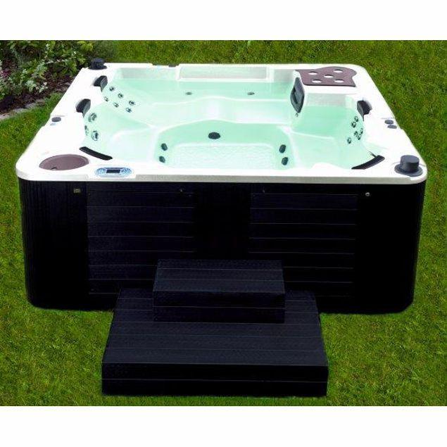 les 25 meilleures id es concernant baignoire remous sur pinterest bain remous d cor. Black Bedroom Furniture Sets. Home Design Ideas