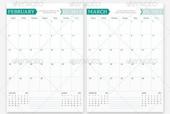 Weekly Calendar Indesign Template : Images about calendar on pinterest retirement