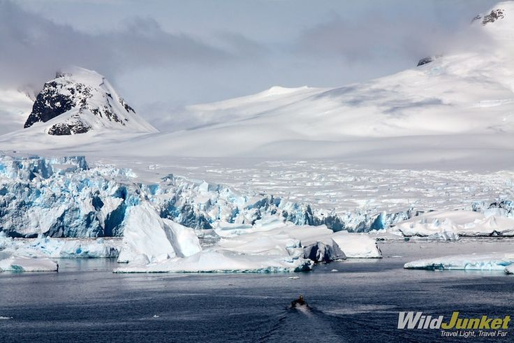 Kodak Moment: Cruising through Lemaire Channel in Antarctica