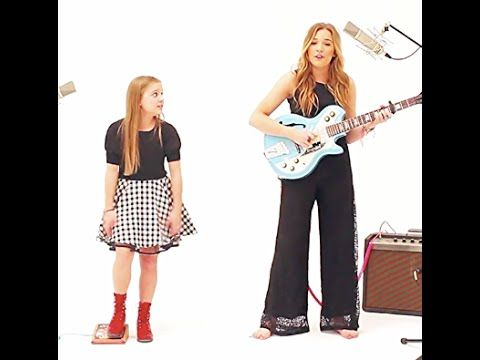 "Lennon And Maisy Did A Perfect Cover Of Charli XCX's ""Boom Clap"""