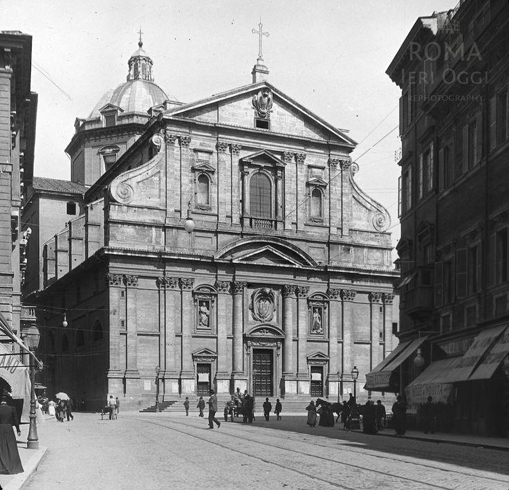 Piazza del Gesù (1910)