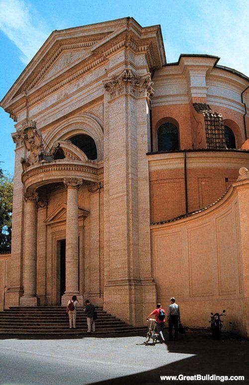 Sant'Andrea al Quirinale - Bernini, Rome