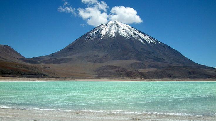 Licancabur - Lagina Verde - Boliva