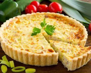 Quiche light au jambon et champignons : Savoureuse et équilibrée | Fourchette & Bikini