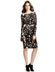 Tracy Reese Womens Ruched Dress