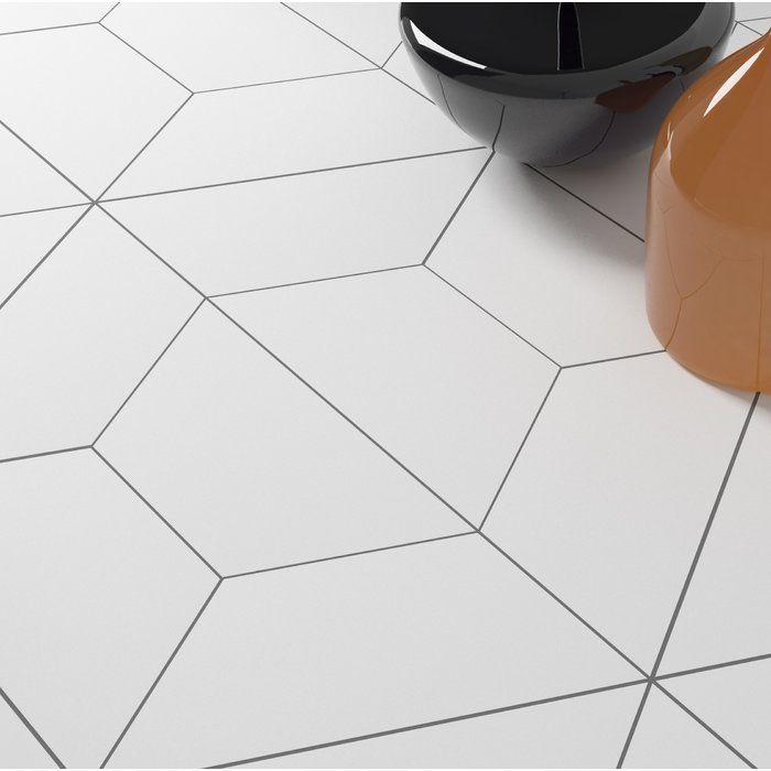 Code Trapezoid 3 X 9 Porcelain Field Tile Emser Emser Tile Tile Floor