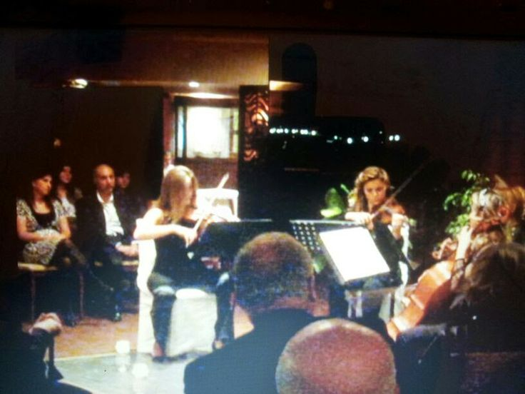 Mousa Quartet: Müz Kuartet - İstanbul Yelken Kulübü Konseri