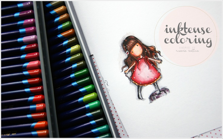 doing some inktense coloring   http://lollyrot-scrapbooking.blogspot.ro/