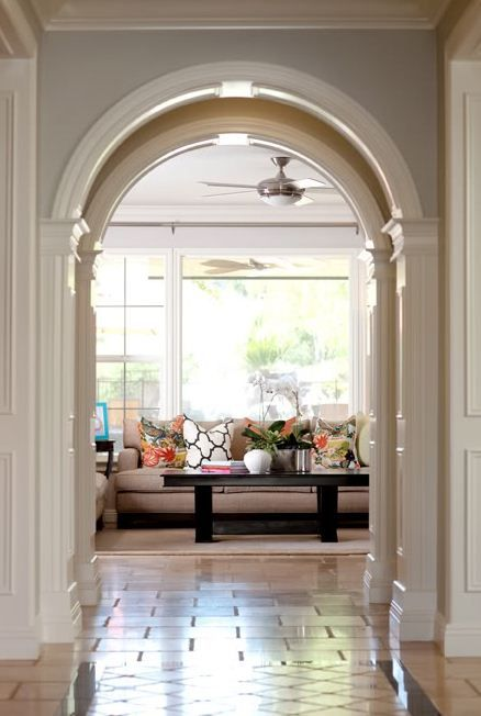11 Best Decorative Arch Trim Images On Pinterest  Arches Arch Simple Best Arch Designs Living Room Decorating Design